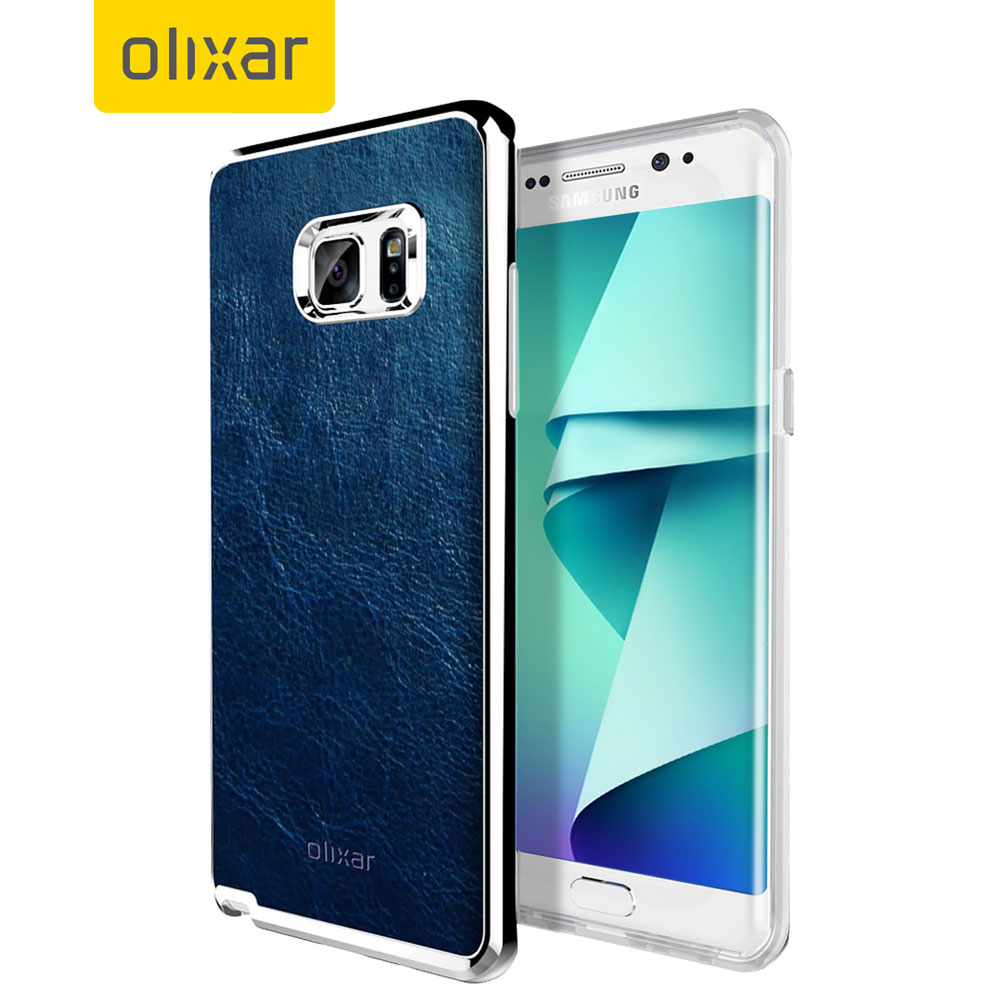 Samsung-Galaxy-Note-7-Olixar-Leather-Blue