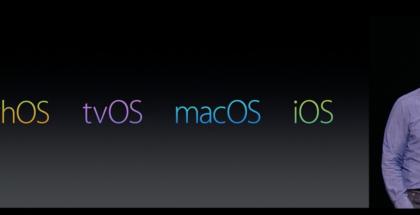 watchOS + tvOS + macOS + iOS.