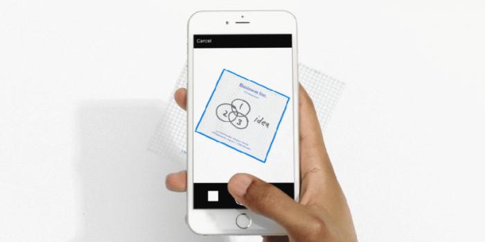 Dropboxin mobiilisovellus taipuu nyt asiakirjaskanneriksi.