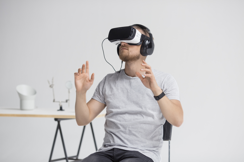 Samsung Gear VR kohtaa pelkosi