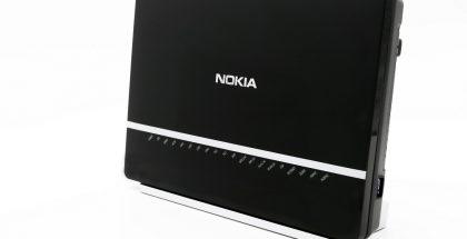 """Nokia 7368 ISAM ONT G-240WZ-A on älykodin hallintaan tarkoitettu reititin tai """"keskus""""."""