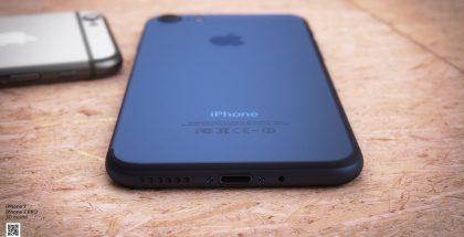 Martin Hajekin näkemys huhutusta sinisestä iPhone 7:stä.