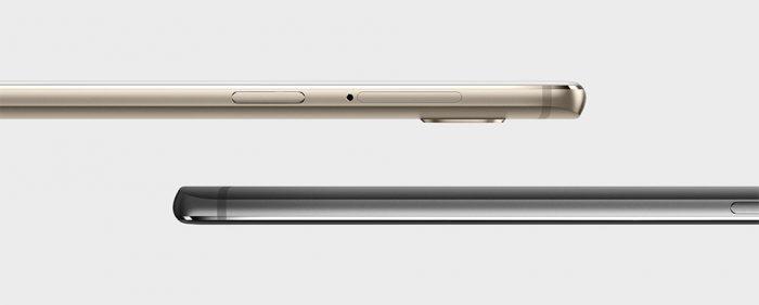 OnePlus 3 kahdessa värissä.