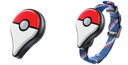 Pokémon GO Plus -ranneke.