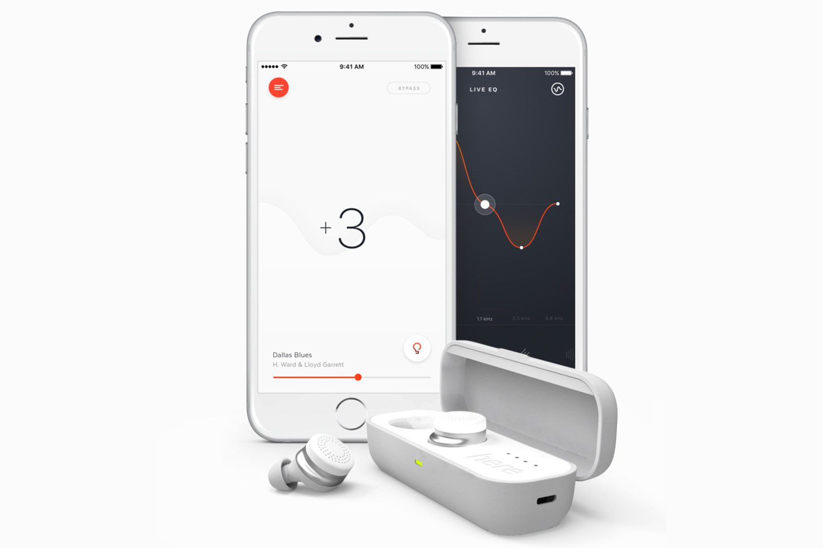 Doppler Labs Here One älykuulokkeet