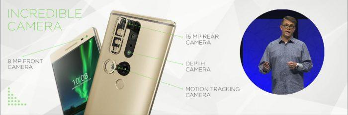 Useat kamerat mahdollistavat AR-herkut.
