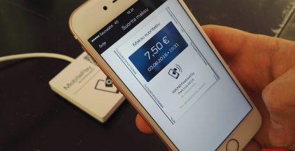 MobilePay on laajentunut henkilöiden välisistä maksuista maksutavaksi kaupoissa ja monessa muussa eri tilanteessa.