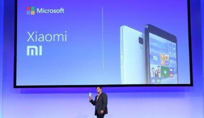 Xiaomin Mi Pad esittelyssä Windows 10:n kanssa aiemmin.