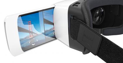 VR One Plus parantaa käytettävyyttä universaalilla sovittimella.