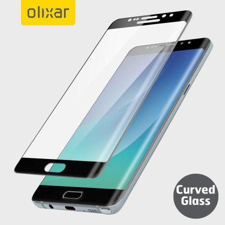 Galaxy Note7 Olixarin mallikuvassa.