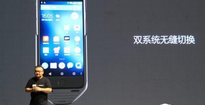 Mesuit iPhone-kotelo Androidilla