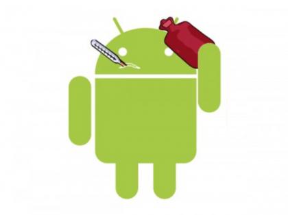 Android haittaohjelma.