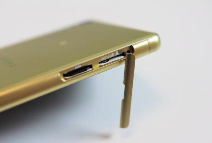 Sony Xperia XA.