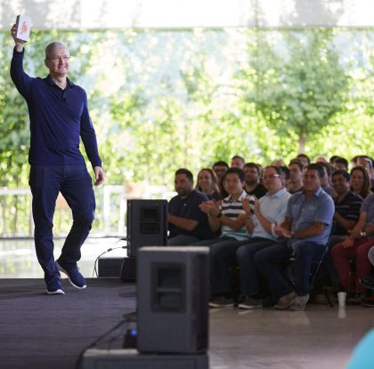 Applella juhlapäivä: miljardi iPhonea myyty