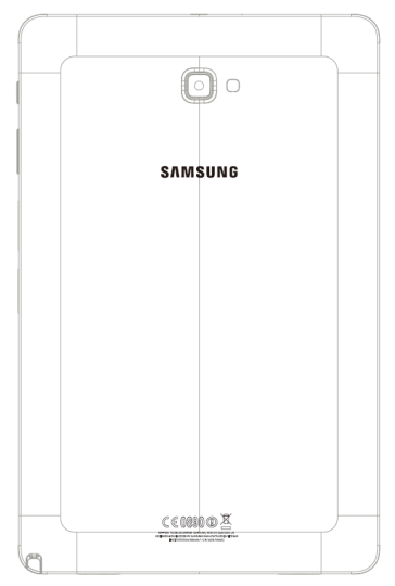 Tuleva Galaxy Tab -malli.