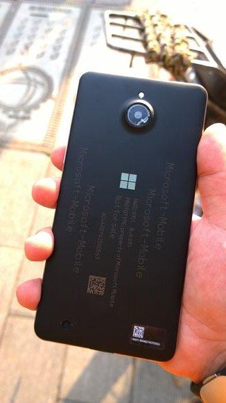 Microsoft Honjo Lumia 850 650 XL