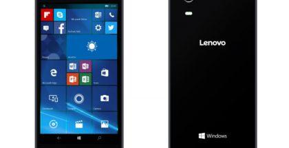 Lenovo on tehnyt Windows 10 Mobile -puhelimen SoftBankille.