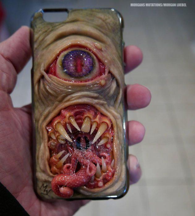 Morgan Loebel iphone 6 hirviökuori
