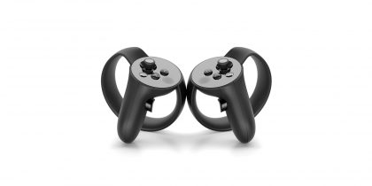 Oculus Touch.