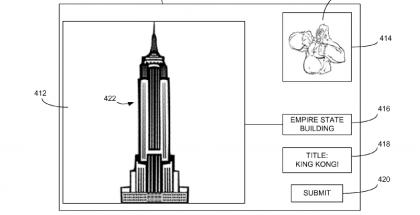 Snapchat patentti kuvantunnistus filtterit.