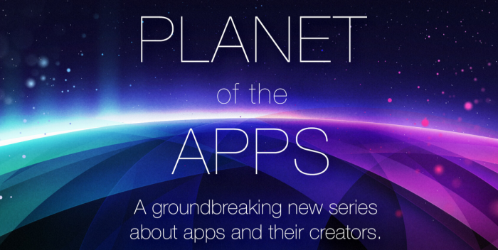 Planet of the Apps Apple tv-sarja