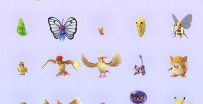 Nick Johnsonin Pokédex, kun hän oli kaapannut 142 Pokémonia Yhdysvalloissa. Sittemmin määrä on lisääntynyt vielä kolmella.
