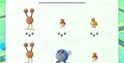 Pokémon GO -päivitys kadotti pelistä läheisyydestä kertoneet jäljet.