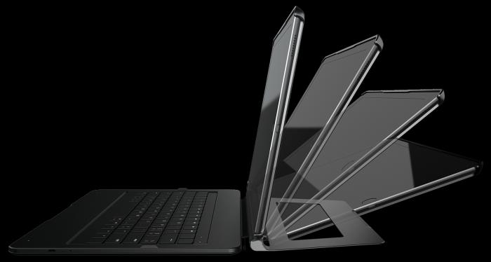 Razer Mechanical Keyboard Case 12,9 tuuman iPad Prolle.