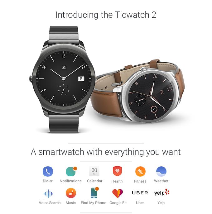 Ticwatch 2.