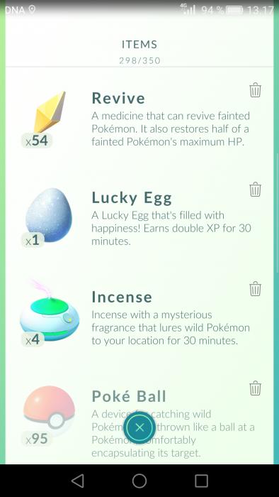 Lucky Egg on hyödyllinen esine, mutta sen käyttöhetki kannattaa harkita ja suunnitella tarkkaan.