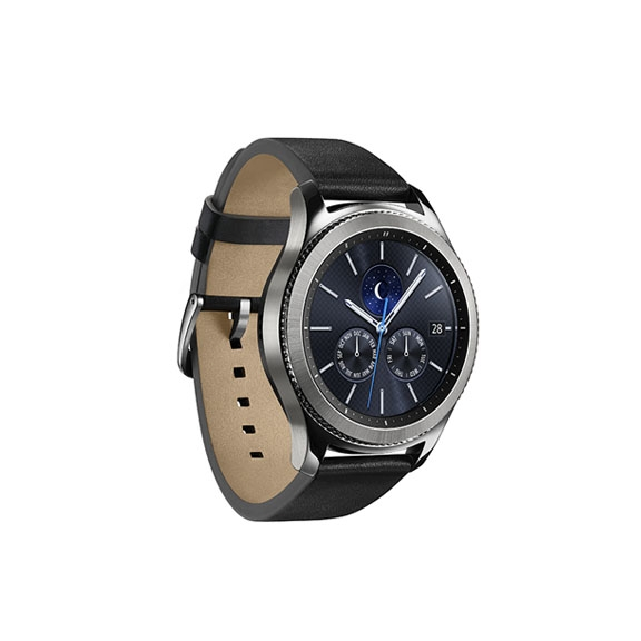 Samsung Gear S3 Classic.