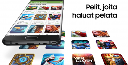 Galaxy Note7 Game Pack