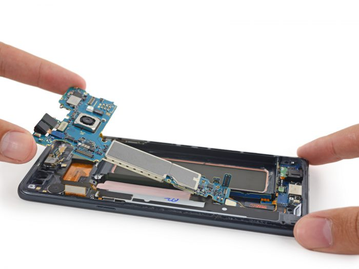 Samsung Galaxy Note7 iFixit
