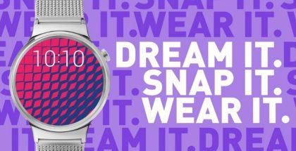 Android Wearille haetaan nyt yleisöltä ideoita uusista kellotauluista.