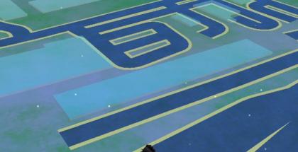 Ongelma tyhjentää Pokémon GOn kartan kaikesta sisällöstä.