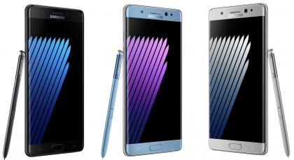 Galaxy Note7:n poistuminen jätti merkittävän aukon Samsungin mallistoon ja iskun sen maineeseen.