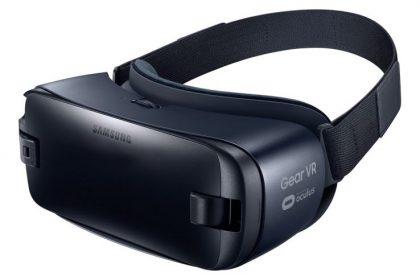 Samsungin tämän hetken uusin Gear VR.