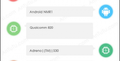 Tiedot AnTuTussa Googlen ja HTC:n Sailfishistä.