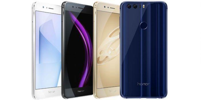 Nämä Honor 8 -värit tulevat myyntiin Suomessa.