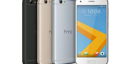 Tuleva HTC One A9s VentureBeatin julkaisemassa kuvassa.