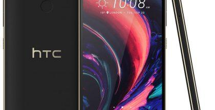 HTC Desire 10 Pro Evan Blassin aiemmin vuotamassa kuvassa.