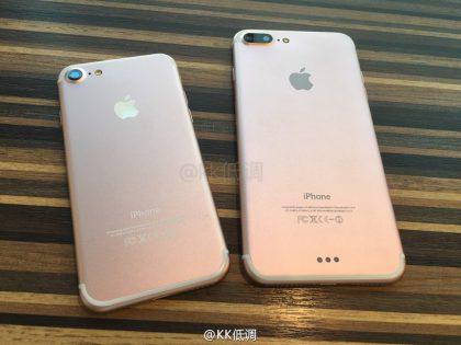 Aiempi vuotokuva osoittaa, millaisia design-muutoksia uusiin iPhoneihin on luvassa. Huomaa suuremman mallin uusi kaksoiskamera.