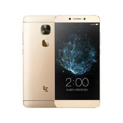 LeEco Le Max 2:n väri on kulta ja rakenne metallia.
