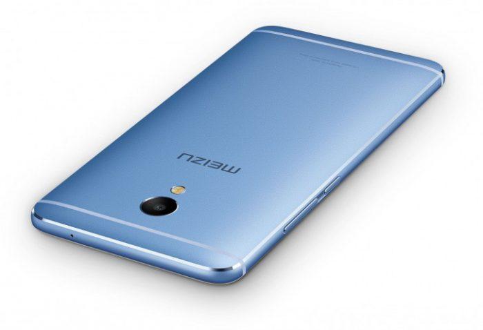 Sininen on uusi värivaihtoehto Meizulle M3E:ssä.