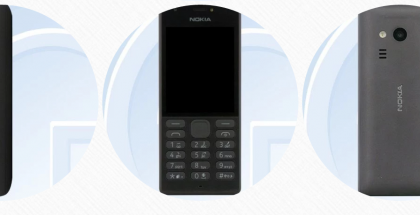 Nokia RM-1187 on uusi peruspuhelin.