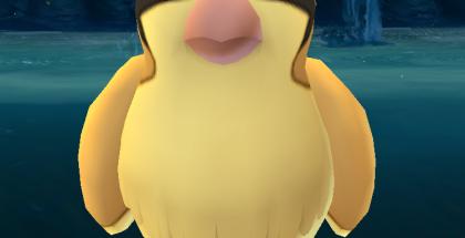 Pidgey Pokémon GOssa.