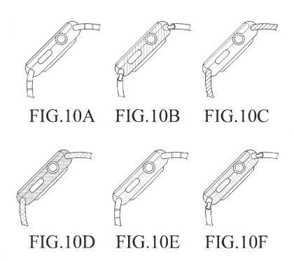 Apple Watch esiintyy laajasti Samsungin patenttihakemuksessa.