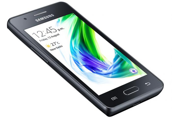 Samsung Z2 Tizenillä varustettuna.