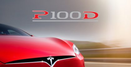 Tesla P100D.