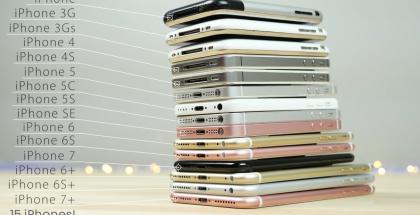 15 iPhonea.